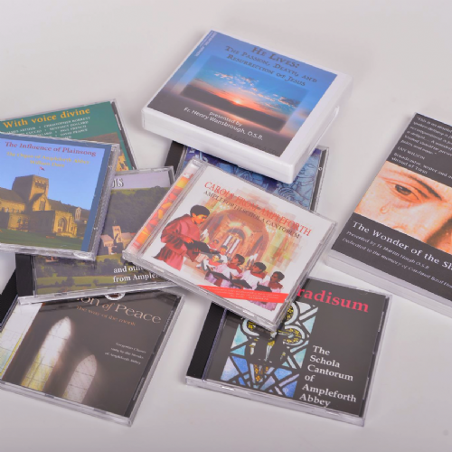Ampleforth CD's/DVD's